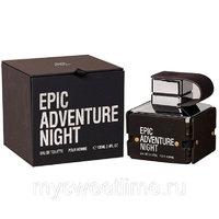 Emper Epic Adventure Night Pour Homme Edt 100 ml