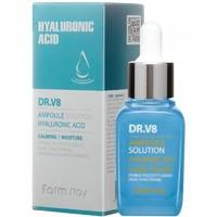 Ампульная сыворотка с гиалуроновой кислотой Farm Stay DR.V8 Ampoule Solution Hyaluronic Acid