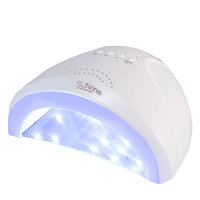 "УФ Лампа LED/UV LAMP 48 W гибрид ""SUN 1"",(белая)."