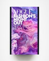 Тестер Ex Nihilo «Vogue Fashions night out» 50 мл