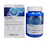Farmstay Collagen Water Full Moist Cream Ampoule 250ml