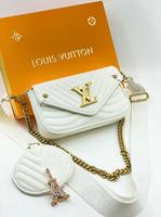 Мини сумочка Lv lux