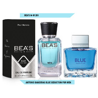 Bea's M 201(Antonio Banderas Blue Seduction Men) 50 ml