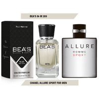 Bea's M 209 (Chanel Allure Sport Men) 50 ml