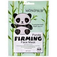 Маска для лица Mond'Sub тканевая Увлажняющая Панда