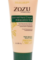 ZOZU Питательный и смягчающий крем для рук с экстрактом Овса Oatmeal Hand Cream 60 гр