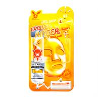 Elizavecca Маска для лица тканевая Deep Power Ring Mask Pack VITA