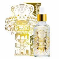 Эссенция для лица увлажняющая с частичками золота Elizavecca Milky Piggy Hell-Pore Gold Essence, 50 ml