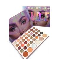 Тени Huda Beauty Story 38 colors eyeshadow palette