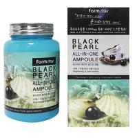 Универсальная ампульная сыворотка с черным жемчугом  FarmStay Black Pearl All In One Ampoule,250ml