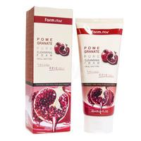 Farmstay пенка для умывания FarmStay Pomegranate Pure Cleansing Foam 180 ml