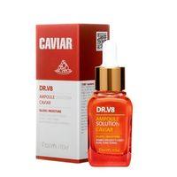Farmstay DR.V8 Ampoule Solution Caviar Ампульная сыворотка для лица с экстрактом икры, 30 мл