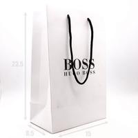 Брендовый пакет Hugo Boss мал. (23,5 х 15 х 8,5)