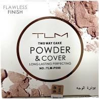 """Пудра для лица TLM """"Powder & Cover"""" 26 g"""