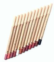 Цветные карандаши для губ и глаз Fennty Beauty(12шт).
