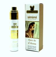 Мини-парфюм с феромонами Simimi Blanc de d'Anna, 45 ml