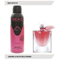 Дезодорант Bea's W 551 ( Lancome La Vie Est Belle)