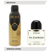 Дезодорант Bea's W 543 (Byredo Bal D'afrique)