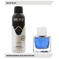Дезодорант Bea's M 201 (Antonio Banderas Blue Seduction Men)