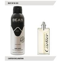 Дезодорант Bea's M 203 (Cartier Declaration for Men )