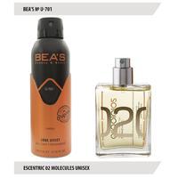 Дезодорант Bea's U 701 (Escentric 02 Molecules )