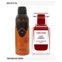 Дезодорант Bea's U 736 (Tom Ford Lost Cherry)