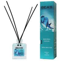 Аромадиффузор с палочками Bea's Dolphin Ocean 100 ml
