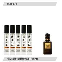 Bea's U 716 ( Tom Ford Tobacco Vanille) 5x5 ml