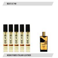 Bea's U 740 (Memo Paris Italian Leather) 5x5 ml