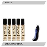 Bea's W 533 (Carolina Herrera Good Girl) 5x5 ml