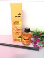 Аромадиффузор с палочками Shaik Bamboo Апельсин 100 мл