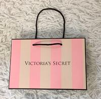 "Брендовый пакет ""Victoria's Secret"" мал. (23 х 15 х 8,5)"