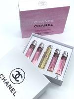 Набор парфюма Chanel Chance Eau Tendre 5х11мл.