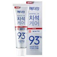 Отбеливающая зубная паста с мятой Dental IQ 93% White