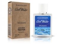 Мини-тестер 60ml (кор) Davidoff Cool Water Woman