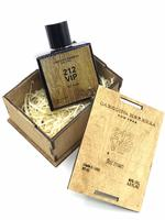 Carolina Herrera 212 Vip Men, 60 ml (деревянная коробка)