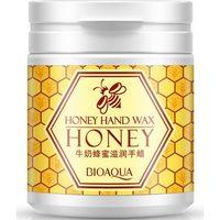 Парафиновая маска-пленка для рук BioAqua Honey Hand Wax Mask