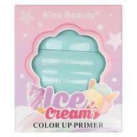 ​Основа под макияж Kiss Beauty Ice Cream Color Up Primer