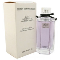 Tester Flora By Gucci Generous Violet 100 мл ( Акция)