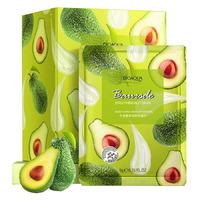 Салфетка для снятия макияжа Bioaqua Moist Wipes Makeup Removal с маслом авокадо 1 шт