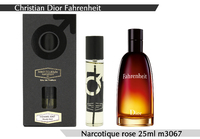 NROTICuERSe 25 ml M 3067 (Christian Dior Fahrenheit)