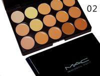 Палитра консилеров MAC 15 цветов тон 02
