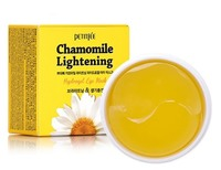 Petitfee Chamomile Lightening Hydrogel Eye Patch Патчи для глаз с экстрактом ромашки 60 шт
